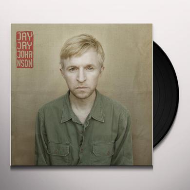 Jay-Jay Johanson OPIUM Vinyl Record