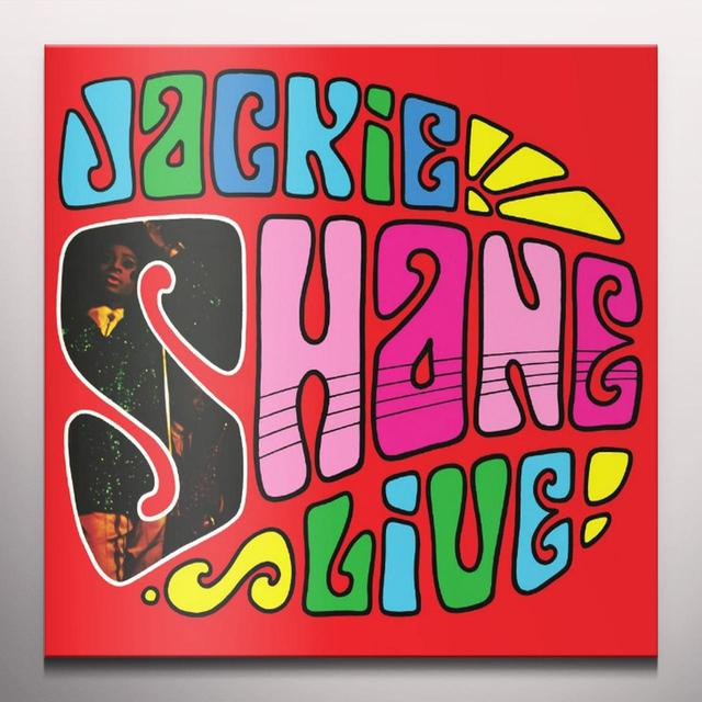 Jackie Shane LIVE Vinyl Record - Colored Vinyl, Digital Download Included