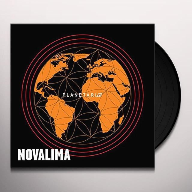 Novalima PLANETARIO Vinyl Record