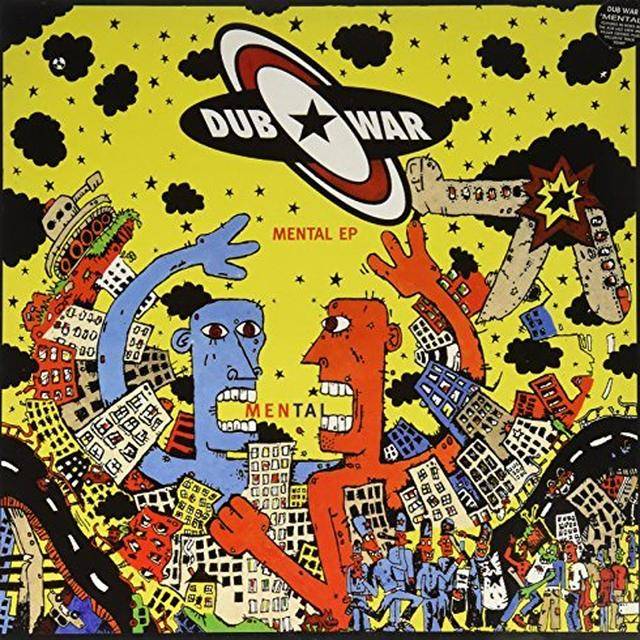 Dub War MENTAL Vinyl Record