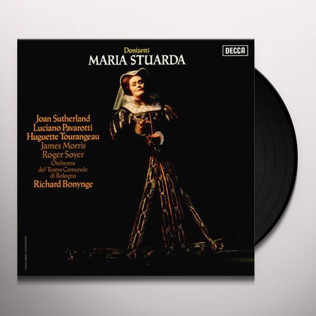 Donizetti MARIA STUARDA / PAVAROTTI / ORCH. DEL TEATRO Vinyl Record