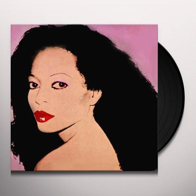 Diana Ross SILK ELECTRIC Vinyl Record - Gatefold Sleeve