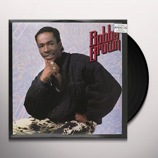 Bobby Brown KING OF STAGE (GIRLFRIEND) Vinyl Record