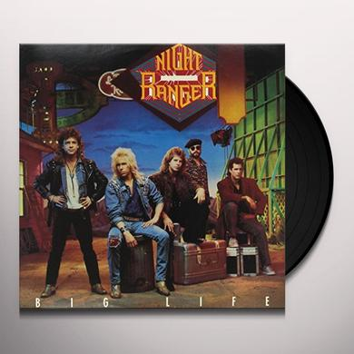 Night Ranger BIG LIFE Vinyl Record