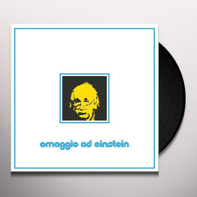 MOGGI AKA PIERO UMILIANI OMAGGIO AD EINSTEIN Vinyl Record