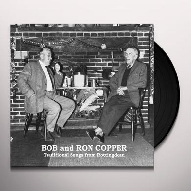 Bob & Ron Copper TRADITIONAL SONGS FROM ROTTINGDEAN Vinyl Record