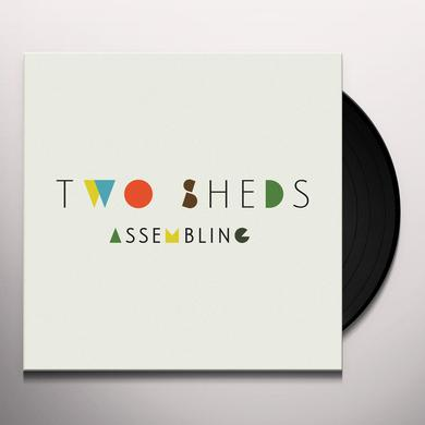 Two Sheds ASSEMBLING Vinyl Record