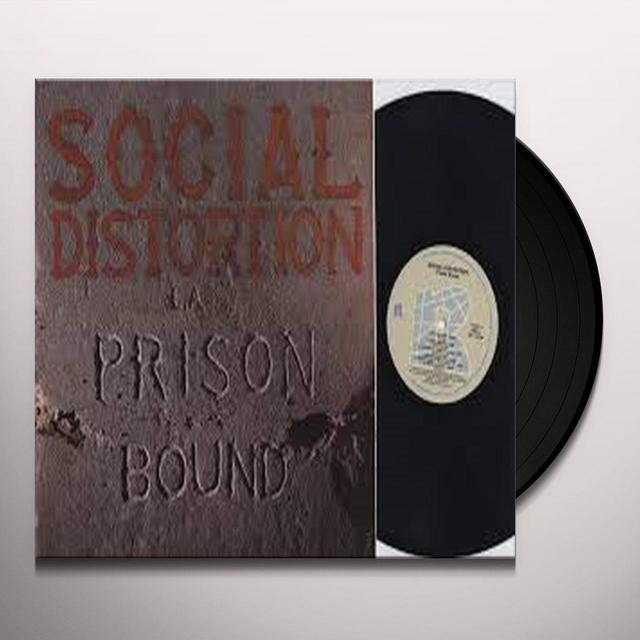 Social Distortion PRISON BOUND Vinyl Record - Deluxe Edition