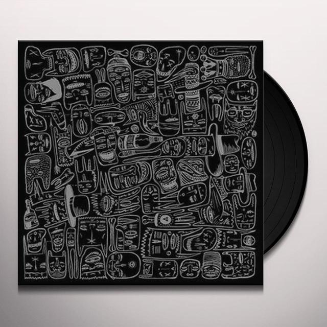 VELVET TEEN ALL IS ILLUSORY Vinyl Record