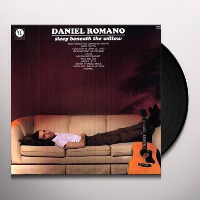 Daniel Romano SLEEP BENEATH THE WILLOW Vinyl Record - 180 Gram Pressing, Digital Download Included