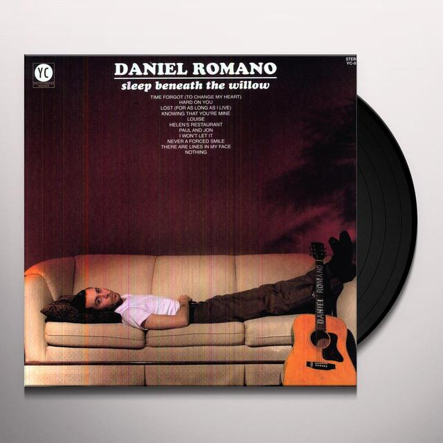 Daniel Romano SLEEP BENEATH THE WILLOW Vinyl Record