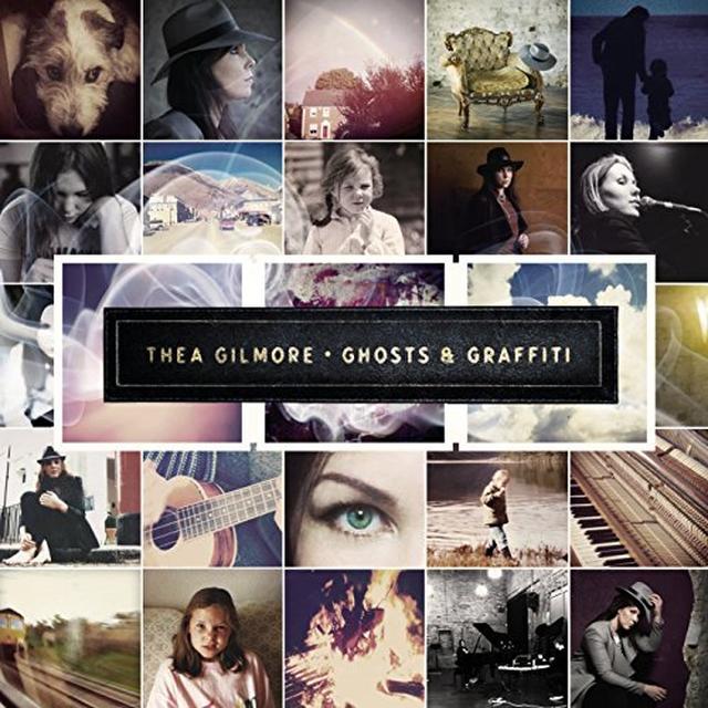 Thea Gilmore GHOSTS & GRAFFITI Vinyl Record