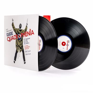 Pete Townshend CLASSIC QUADROPHENIA Vinyl Record