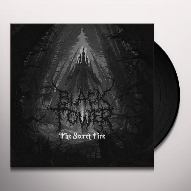 BLACK TOWER SECRET FIRE Vinyl Record