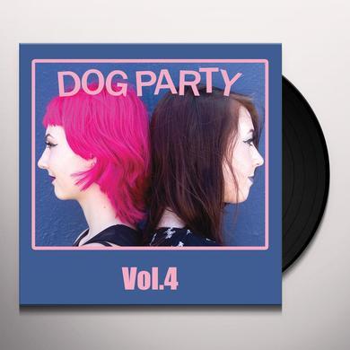 Dog Party VOL. 4 Vinyl Record