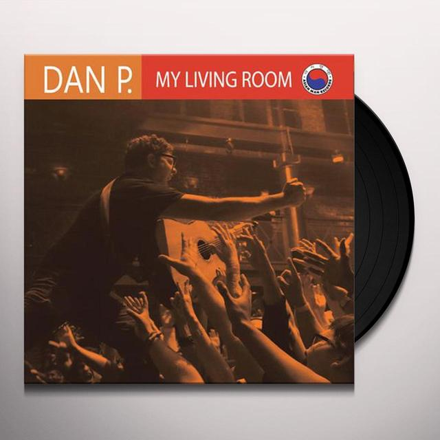 Dan Potthast MY LIVING ROOM Vinyl Record