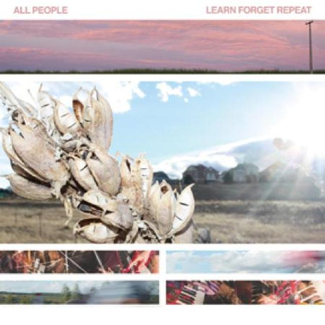 ALL PEOPLE LEARN FORGET REPEAT! Vinyl Record