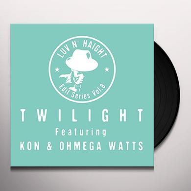 TWILIGHT / KON / OHMEGA WATTS LUV N' HAIGHT EDIT SERIES 8: PLAY MY GAME REMIXES Vinyl Record