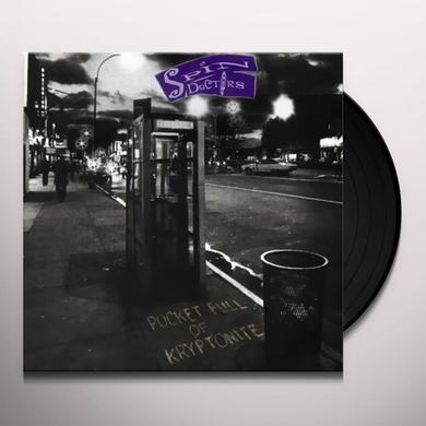 Spin Doctors POCKET FULL OF KRYPTONITE Vinyl Record - Black Vinyl, Limited Edition, 180 Gram Pressing