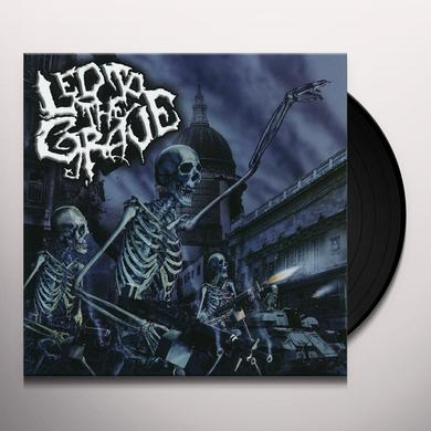 LED TO THE GRAVE Vinyl Record
