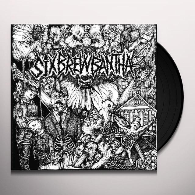 SIX BREW BANTHA INTRAVENOUSLY COMMODIFIED Vinyl Record