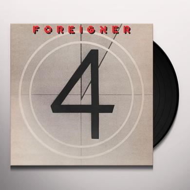 Foreigner 4 Vinyl Record - 180 Gram Pressing
