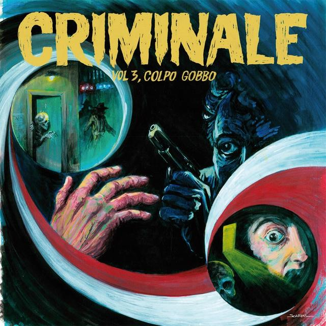 CRIMINALE VOL. 3 - COLPO GOBBO / VARIOUS Vinyl Record