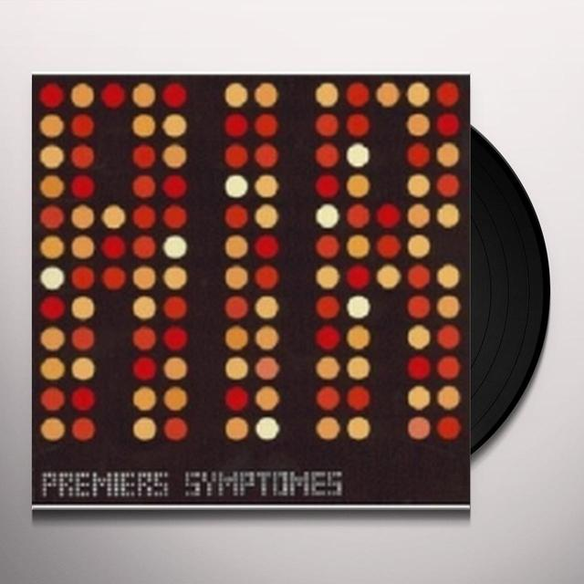 Air PREMIERS SYMPTOMES Vinyl Record - 180 Gram Pressing