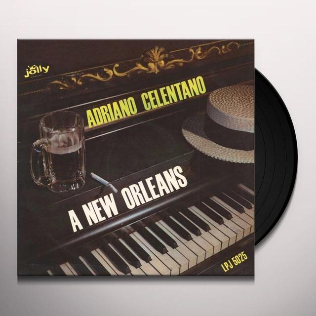 Adriano Celentano NEW ORLEANS Vinyl Record