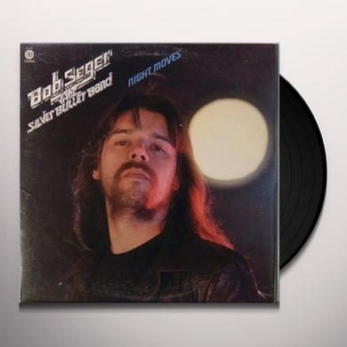 Bob Seger NIGHT MOVES Vinyl Record - 180 Gram Pressing
