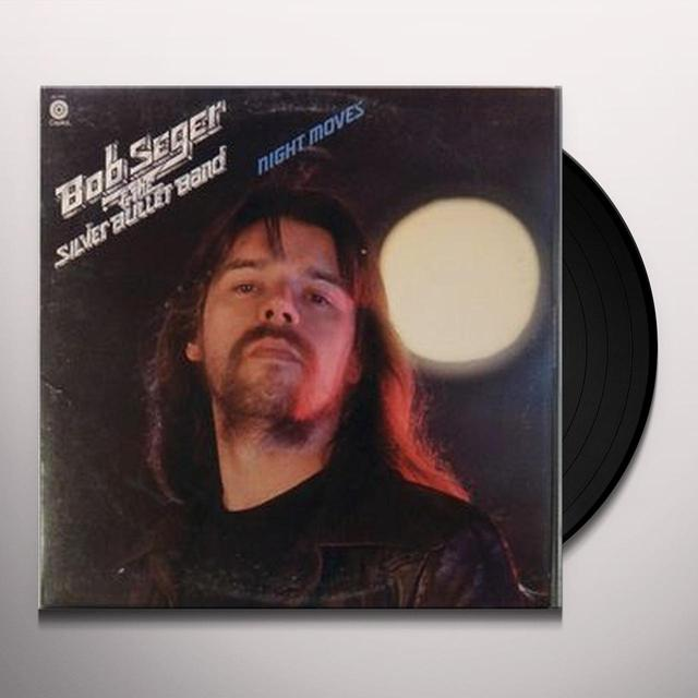 Bob Seger NIGHT MOVES Vinyl Record - 180 Gram Pressing