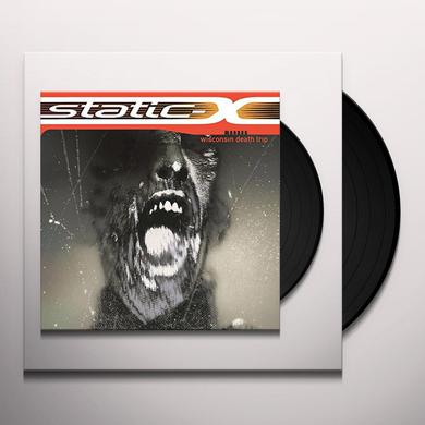 Static-X WICONSIN DEATH TRIP Vinyl Record