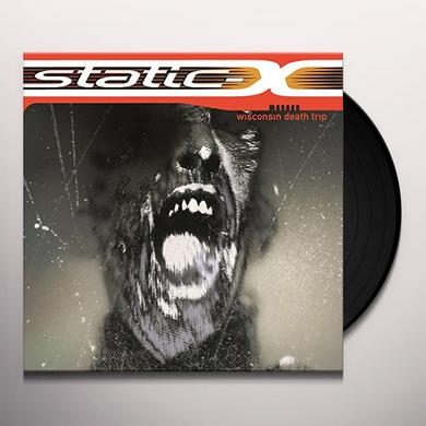 Static-X WICONSIN DEATH TRIP Vinyl Record - Holland Import
