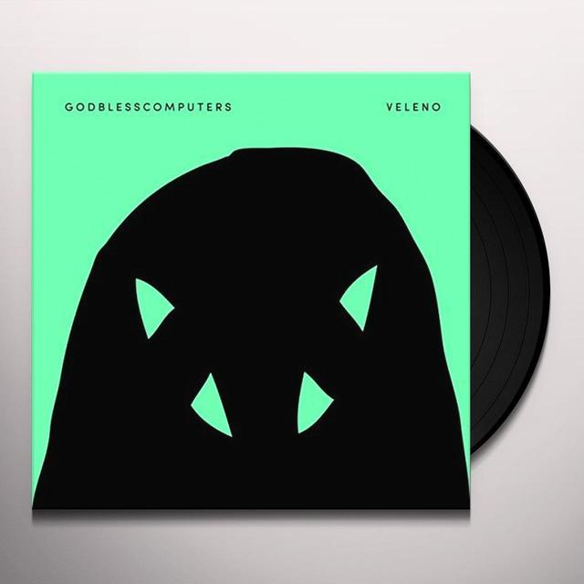 Godblesscomputers VELENO Vinyl Record