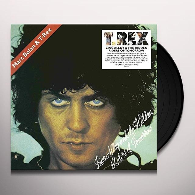 T-Rex ZINC ALLOY Vinyl Record - UK Import