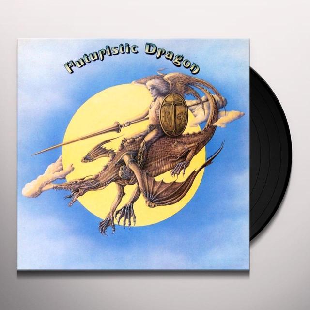 T-Rex FUTURISTIC DRAGON Vinyl Record - UK Import