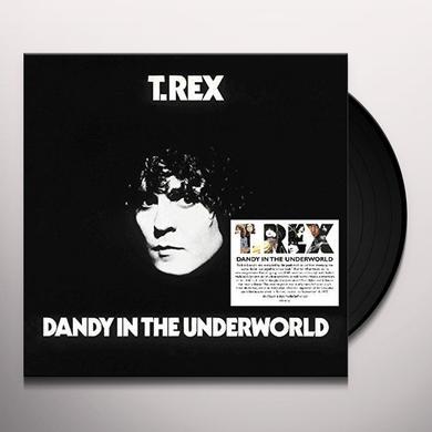 T-Rex DANDY IN THE UNDERWORLD Vinyl Record - UK Import