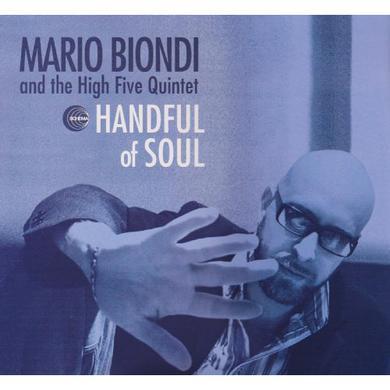 Mario Biondi HANDFUL OF SOUL Vinyl Record