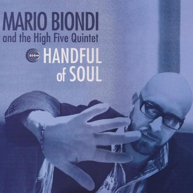 Mario Biondi HANDFUL OF SOUL Vinyl Record - Italy Import