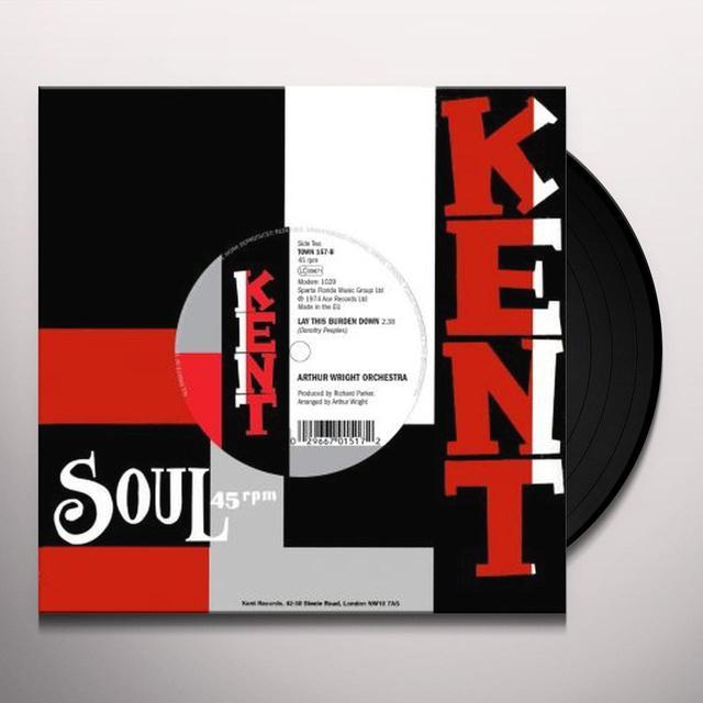 Mel Williams / Arthur Wright CAN IT BE ME Vinyl Record - UK Import