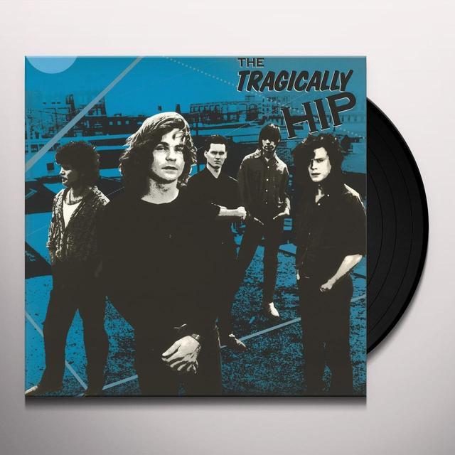 TRAGICALLY HIP Vinyl Record - Holland Import
