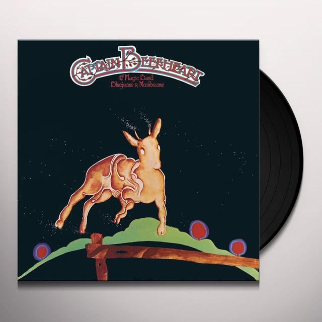 Captain Beefheart BLUEJEANS & MOONBEAMS Vinyl Record - Holland Import