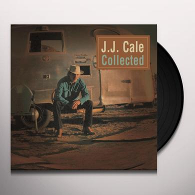 J.J. Cale COLLECTED Vinyl Record - Holland Import