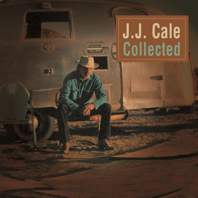 J.J. Cale COLLECTED Vinyl Record