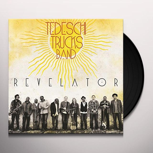 Tedeschi Trucks Band REVELATOR Vinyl Record - Holland Import