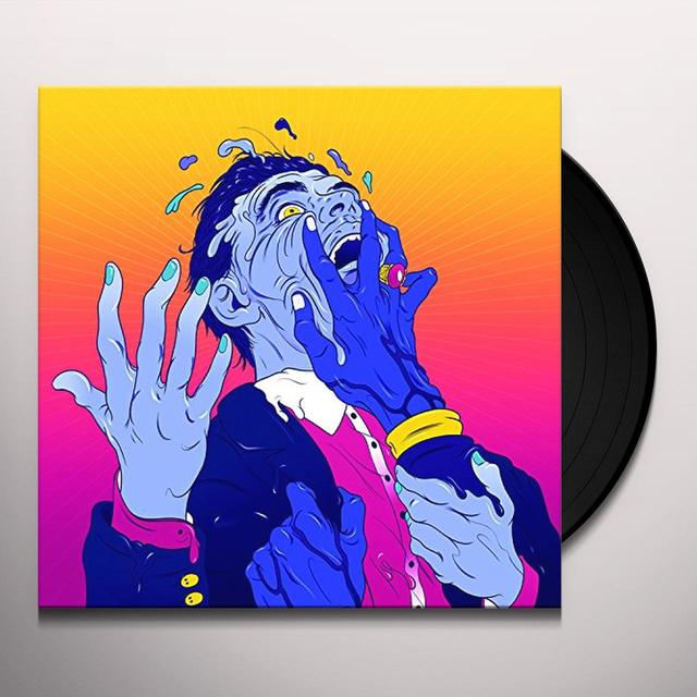 Everything Everything GET TO HEAVEN Vinyl Record