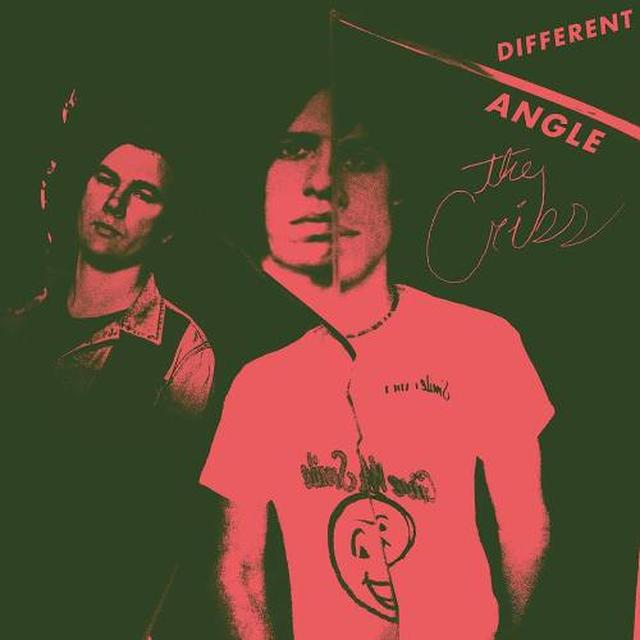 Cribs DIFFERENT ANGLE Vinyl Record - UK Import