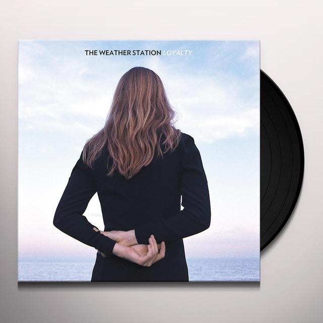 Weather Station LOYALTY Vinyl Record - Canada Import