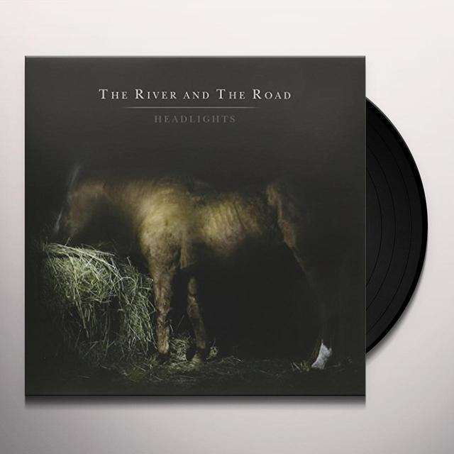Headlights RIVER & THE ROAD THE Vinyl Record - Canada Import