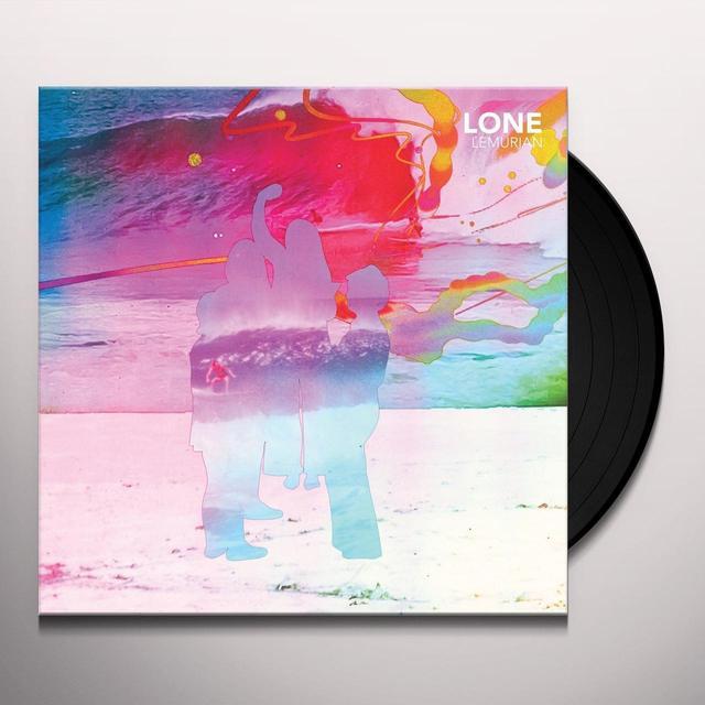 Lone LEMURIAN Vinyl Record - UK Import